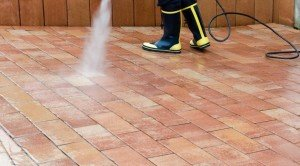Exterior Cleaning - Pressure washing services