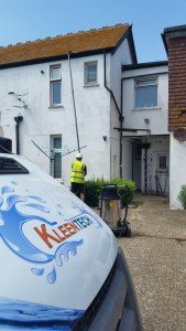 Gutter cleaning Brighton East Sussex
